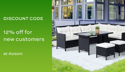Aosom Sales and Discount Codes