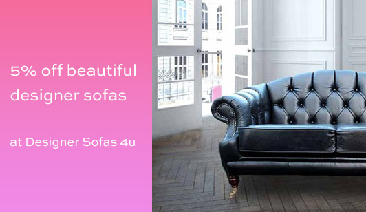 Designer Sofas 4U Sales and Discount Codes