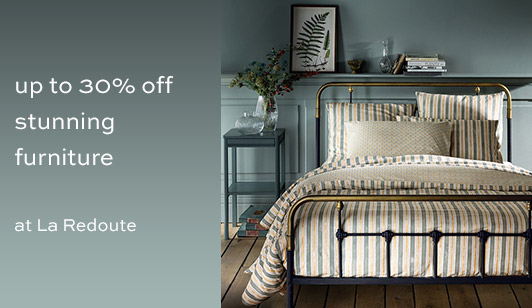 Up to 30% off at La Redoute