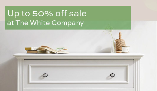 The White Company Sales and Discount Codes